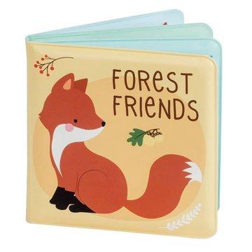A Little Lovely Company - Książeczka do kapieli Leśni Przyjaciele