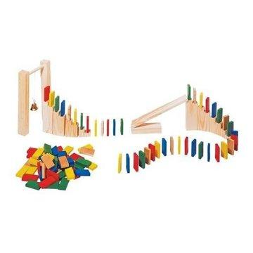 Goki® - Domino, zestaw 250 części, Toys Pure HS 440