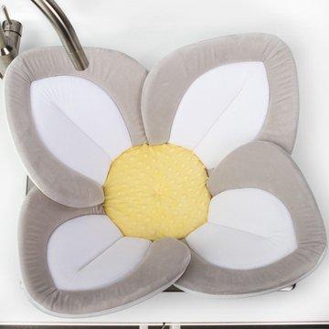 Wkładka do kąpieli, Kwiat Lotosu, biały, Blooming Bath
