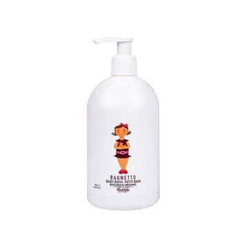 Bubble&CO - Organiczny Płyn do Kąpieli dla Dziewczynki, 500 ml, 0m+