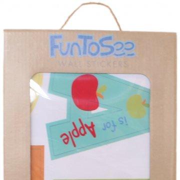 FunToSee Drukowane litery FTS04010