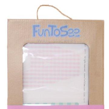 FunToSee Różowy alfabet FTS04017