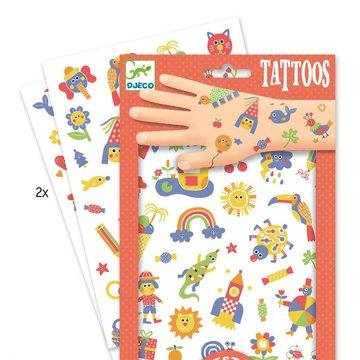 Djeco - Tatuae SODZIAKI DJ09589