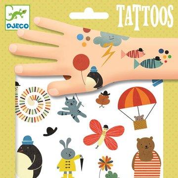 Djeco - Tatuae MALUTKIE RZECZY DJ09579