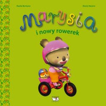 Wydawnictwo Debit - Marysia i nowy rowerek