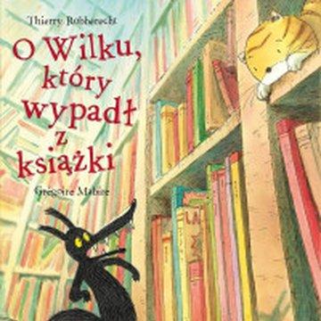 Arti - O Wilku, który wypadł z książki