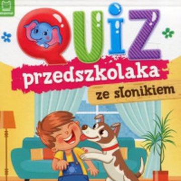 Aksjomat - Quiz przedszkolaka ze słonikiem