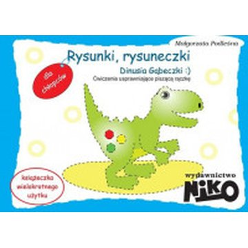 Niko - Rysunki, rysuneczki Dinusia Gąbeczki