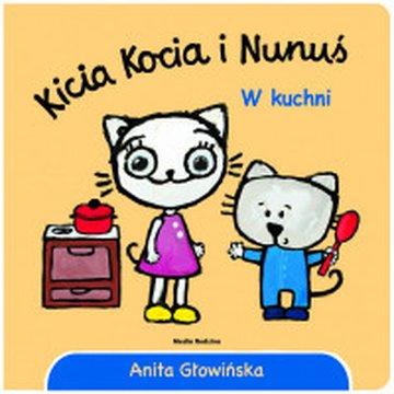 Media Rodzina - Kicia Kocia i Nunuś. W kuchni