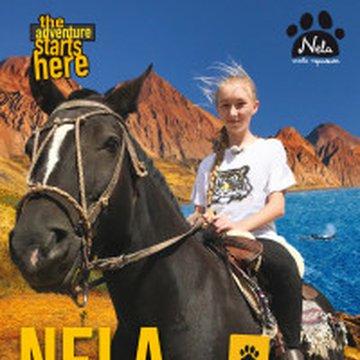 Burda książki - Nela w krainie orek