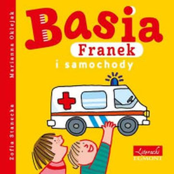 Egmont - Basia, Franek i samochody