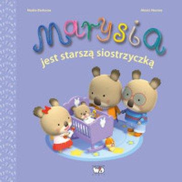 Wydawnictwo Debit - Marysia jest starszą siostrzyczką