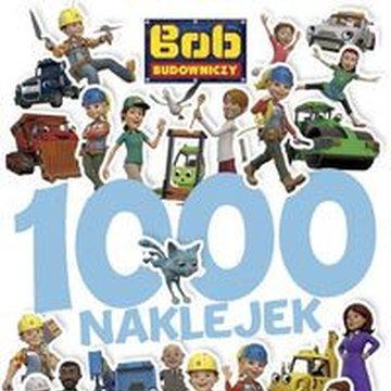 Egmont - Bob Budowniczy. 1000 naklejek