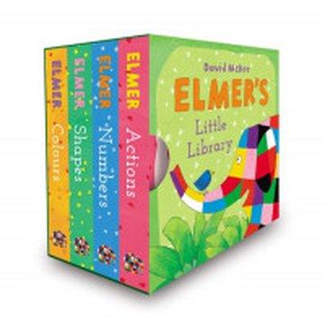 Andersen Press - Pakiet. Elmer's Little Library