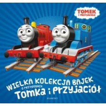 Egmont - Wielka kolekcja bajek o przygodach Tomka i przyjaciół