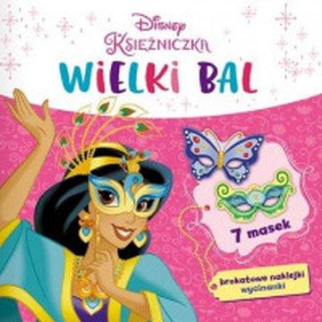 Ameet - Disney Księżniczka. Wielki Bal