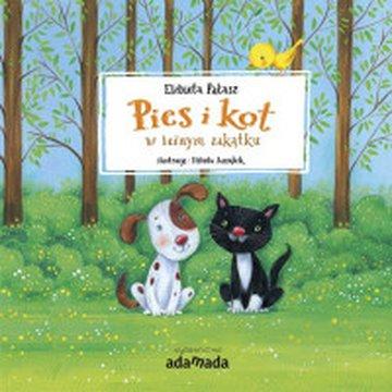 Adamada - Pies i kot w leśnym zakątku