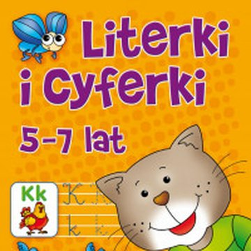 Literka - Literki i cyferki. 5-7 lat