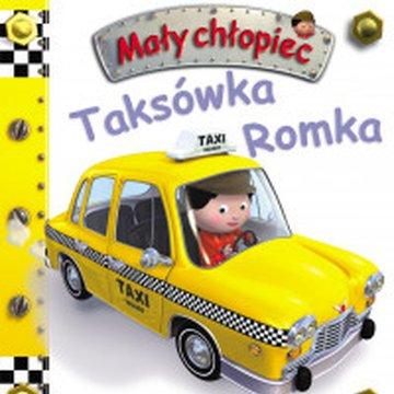 Olesiejuk Sp. z o.o. - Mały chłopiec. Taksówka Romka