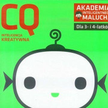 Akademia Inteligentnego Malucha - AIM. CQ inteligencja kreatywna dla 3-4 latków 2017