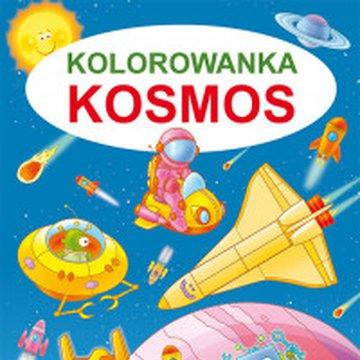 Martel - Kolorowanka. Kosmos
