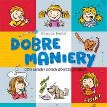 Aksjomat - Dobre maniery, czyli savoir-vivre dla dzieci