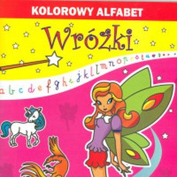 Literat - Kolorowy alfabet. Wróżki