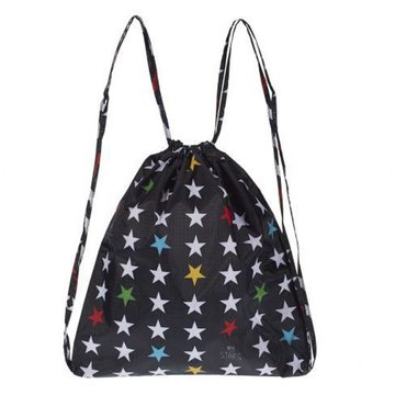 My Bag's Plecak worek L My Star's black MY BAG'S