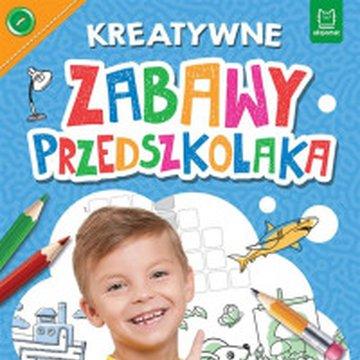 Aksjomat - Kreatywne zabawy przedszkolaka