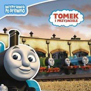 Egmont - Tomek i Przyjaciele. Wyprawa po drewno