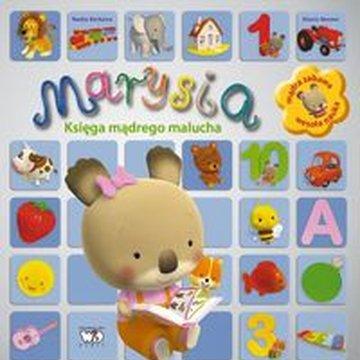Wydawnictwo Debit - Marysia. Księga mądrego malucha