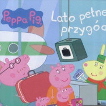 Media Service Zawada - Świnka Peppa. Lato pełne przygód