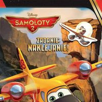 Ameet - Zadanie: naklejanie! Samoloty 2