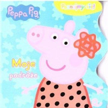 Media Service Zawada - Pepa Pig. Poznajmy się. Moje podróże