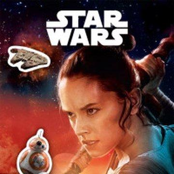 Ameet - Star Wars. Zadanie: naklejanie!