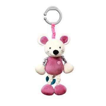 BABYONO - 629 Zabawka dla dzieci z wibracją MOUSE SYBIL