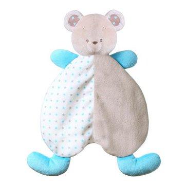 BABYONO - 1236 Przytulanka dla niemowląt - kocyk BEAR TONY