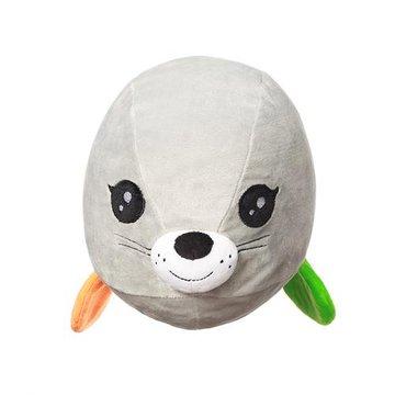 BABYONO - 644 Przytulanka dla niemowląt - poduszka SEAL LUCY C-MORE COLLECTION