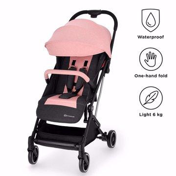 Kinderkraft wózek spacerowy INDY pink