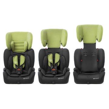 Kinderkraft Fotelik Samochodowy 9-36 Concept Green