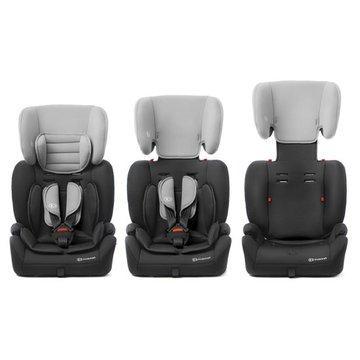 Kinderkraft Fotelik Samochodowy 9-36 Concept Black/Gray