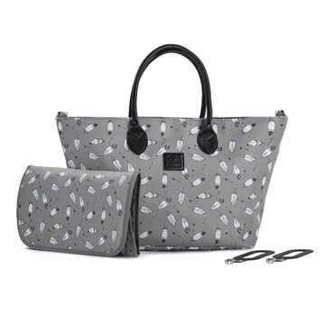 Kinderkraft Torba MOMMY BAG grey