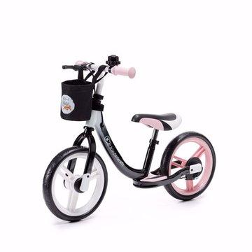Kinderkraft Rowerek Biegowy Space Pink