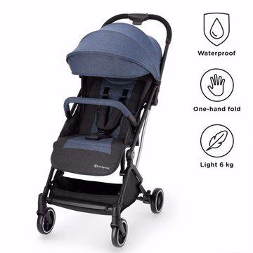 Kinderkraft Wózek Spacerowy INDY Denim