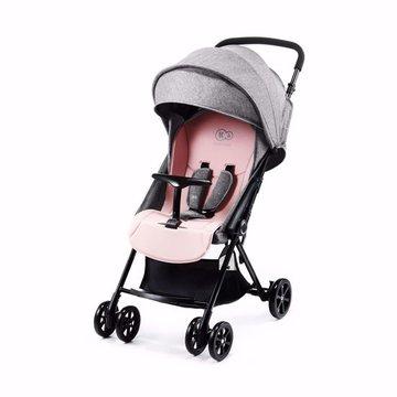 Kinderkraft - Kinderkaft Wózek Spacerowy LITE UP Pink