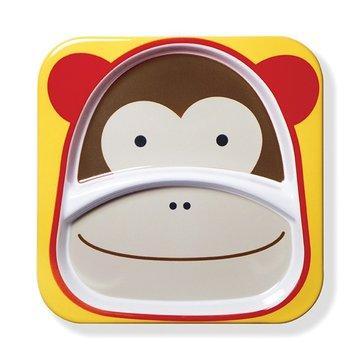 Duplikat# Skip Hop - Talerz Zoo Małpa