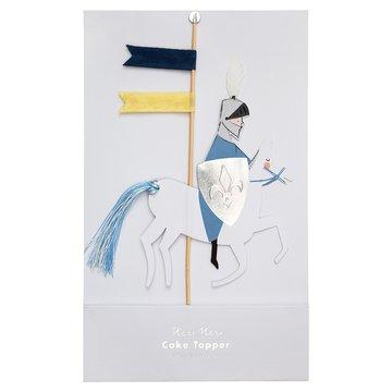 Meri Meri - Topper na tort Rycerze