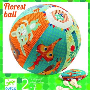 Djeco - Pika materiaowa  LAS z balonami  DJ02053
