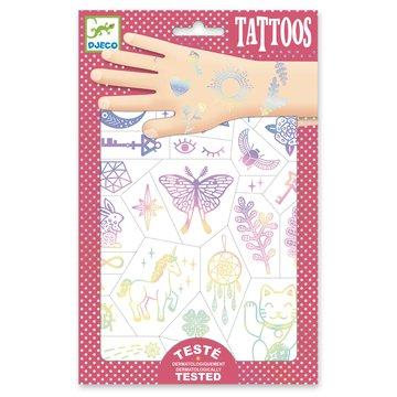 Djeco - Tatuae TALIZMANY DJ09596