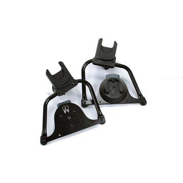 Bumbleride Adapter (dolny) do fotelików Maxi Cosi, Cybex & Clek - wózek Indie Twin BUMBLERIDE